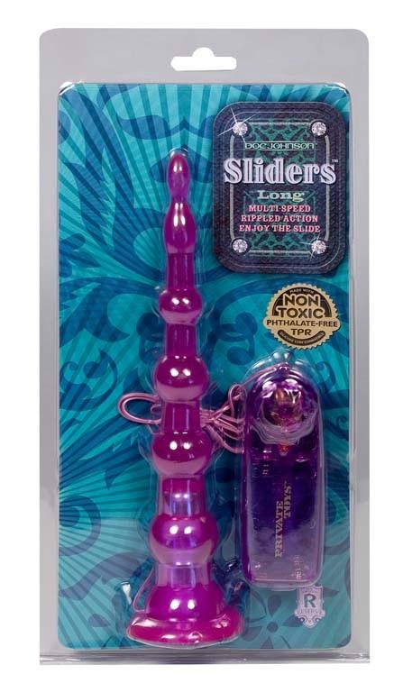 Sliders Long - Purple