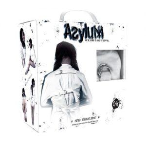 Asylum Patient Straitjacket - Small/Medium