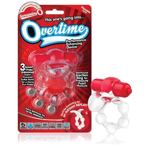 The Overtime Red-0