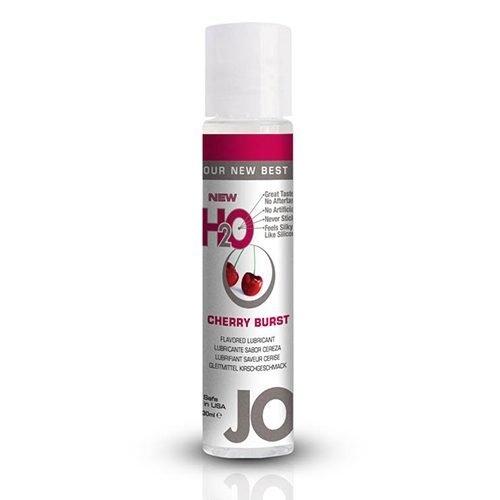 JO H20 Flavored Lubricant 1oz. Cherry Burst-0