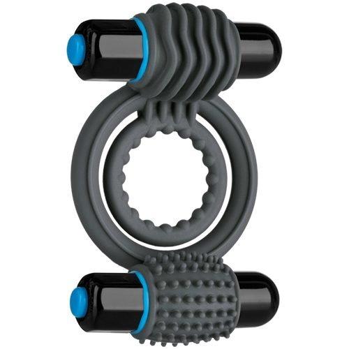 OptiMALE: Vibrating Double C-Ring SLATE-0