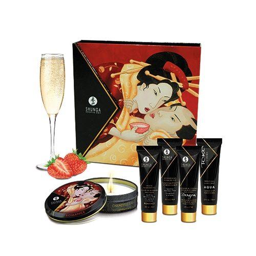 Luxury Gift Sets Geisha's Secret Kit Strawberry-0