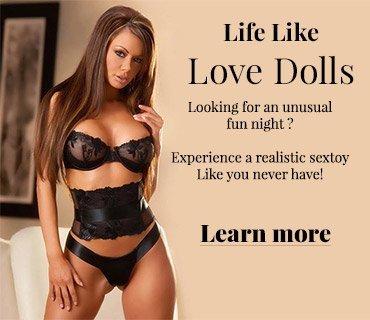 LoveGap's sex dolls
