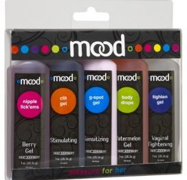 Mood Pleasure for Her 5 Pack 1 Oz Each-0