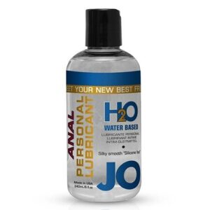 JO Anal H2O Lubricant 8oz.-0