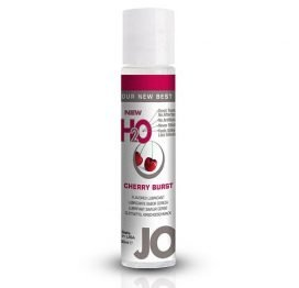 JO H20 Flavored Lubricant 1oz. Cherry Burst-0