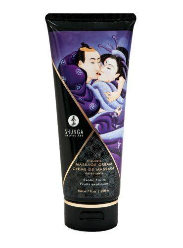 Kissable Massage Creams Exotic Fruits 7oz.-0