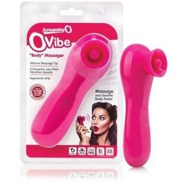 Screamin O - Ovibe - Strawberry-0