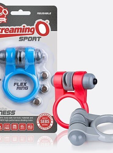 ScreamingO - ScreamingO Sport (grey only)-0