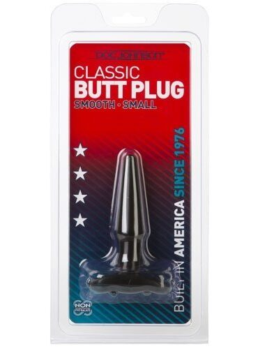 Butt Plug Small Black